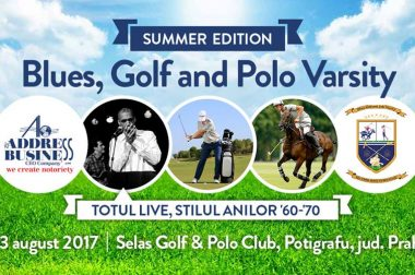 Blues, Golf and Polo Varsity, un altfel de festival